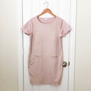 Charming Charlie Faux Suede Dress Size Large